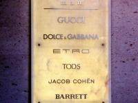 Табличка из оргстекла с УФ печатью
