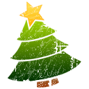litho_christmas_tree